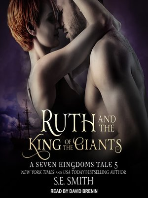 cover image of Ruth and the King of the Giants