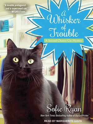 cover image of A Whisker of Trouble
