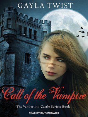 cover image of Call of the Vampire
