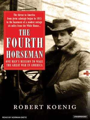 cover image of The Fourth Horseman