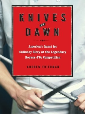 cover image of Knives at Dawn
