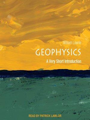 cover image of Geophysics
