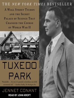 cover image of Tuxedo Park