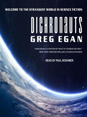 cover image of Dichronauts