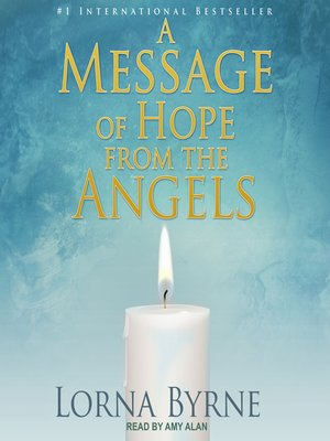 cover image of A Message of Hope from the Angels