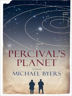 cover image of Percival's Planet