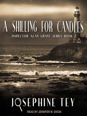 cover image of A Shilling for Candles