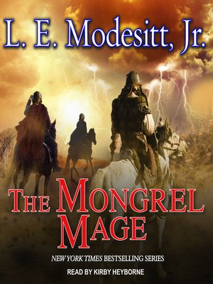cover image of The Mongrel Mage