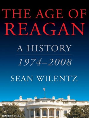 cover image of The Age of Reagan