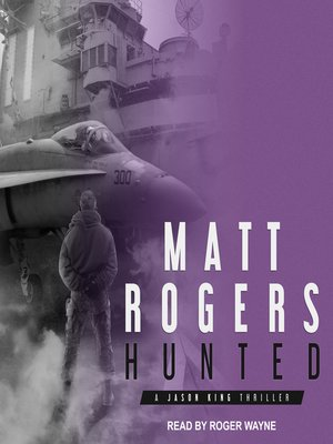 cover image of Hunted--A Jason King Thriller