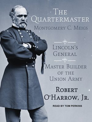 cover image of The Quartermaster