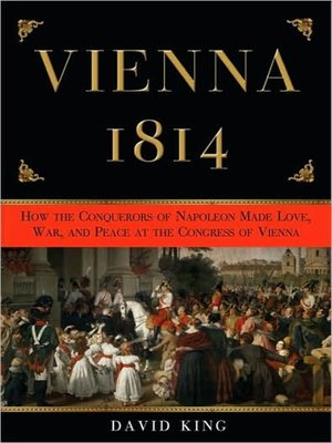 cover image of Vienna 1814