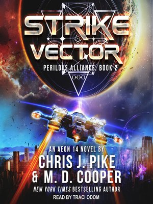 cover image of Strike Vector