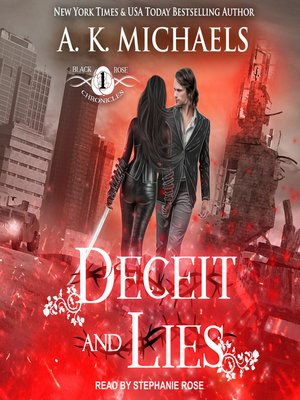 cover image of Deceit and Lies