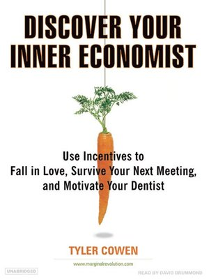 cover image of Discover Your Inner Economist