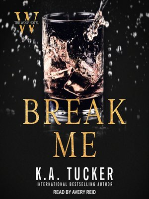 cover image of Break Me