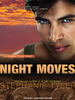 cover image of Night Moves--A Shadow Force Novel
