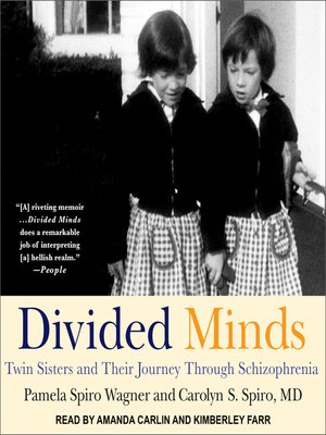 cover image of Divided Minds