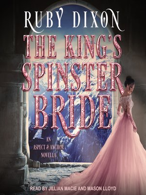 cover image of The King's Spinster Bride