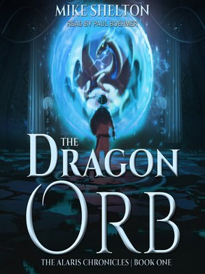 cover image of The Dragon Orb