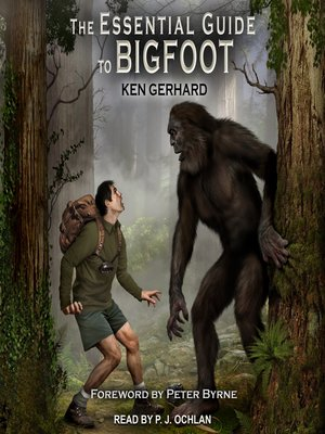 cover image of The Essential Guide to Bigfoot