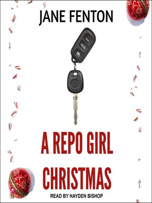 cover image of A Repo Girl Christmas