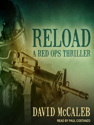 cover image of Reload--A Red Ops Thriller