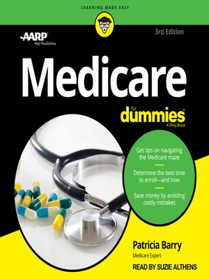 cover image of Medicare for Dummies