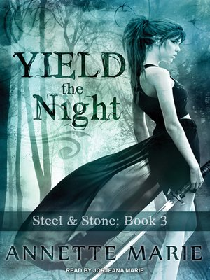cover image of Yield the Night