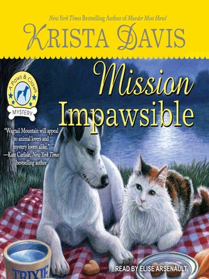 cover image of Mission Impawsible