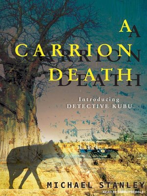 cover image of A Carrion Death--Introducing Detective Kubu