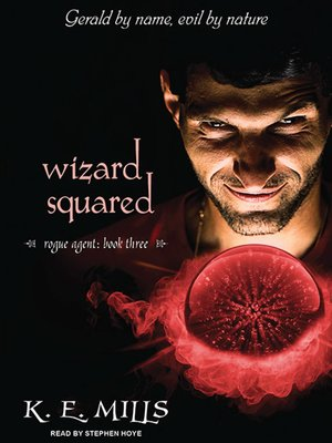 cover image of Wizard Squared