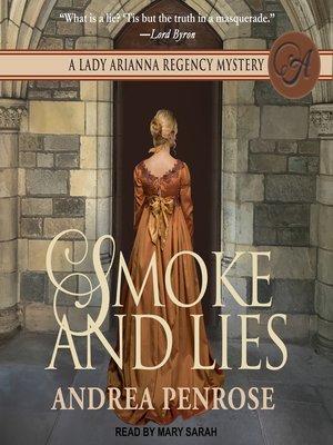 cover image of Smoke and Lies