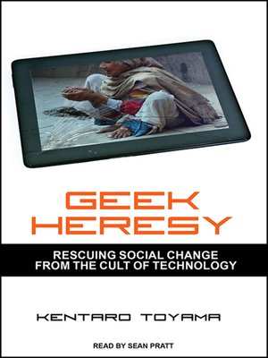 cover image of Geek Heresy