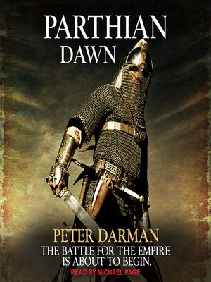 cover image of Parthian Dawn