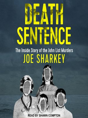 cover image of Death Sentence