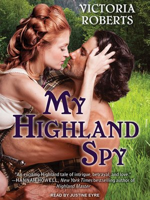cover image of My Highland Spy