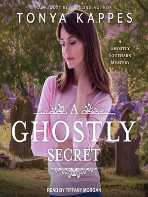 cover image of A Ghostly Secret