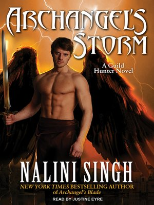 cover image of Archangel's Storm