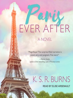 cover image of Paris Ever After