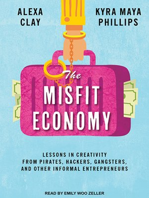 cover image of The Misfit Economy