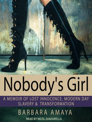 cover image of Nobody's Girl