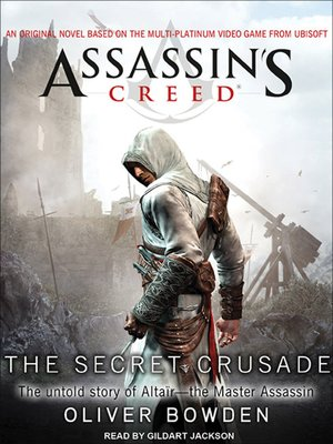 cover image of Assassin's Creed--The Secret Crusade
