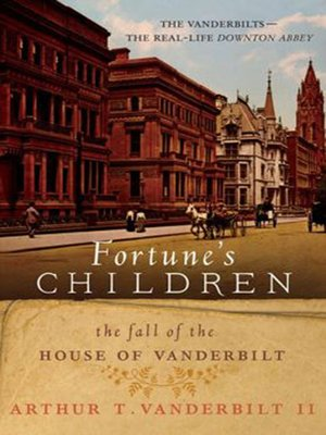 cover image of Fortune's Children