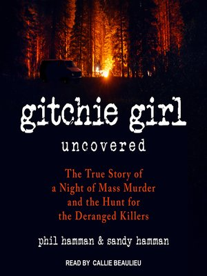 cover image of Gitchie Girl Uncovered