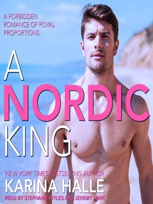 cover image of A Nordic King