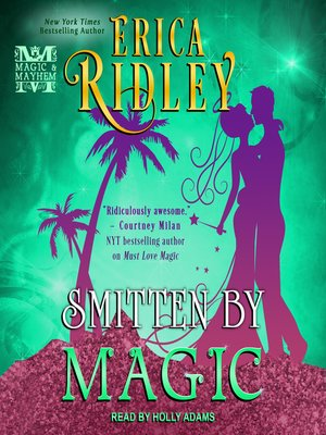 cover image of Smitten by Magic