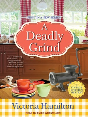 cover image of A Deadly Grind