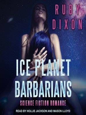 cover image of Ice Planet Barbarians Series, Book 1