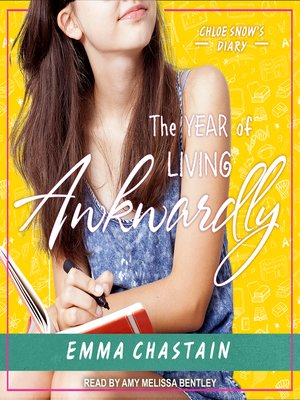 cover image of The Year of Living Awkwardly